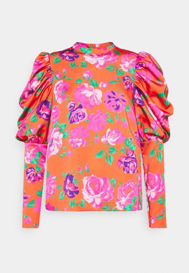 MILLACRAS BLOUSE - Pitkähihainen paita - pink