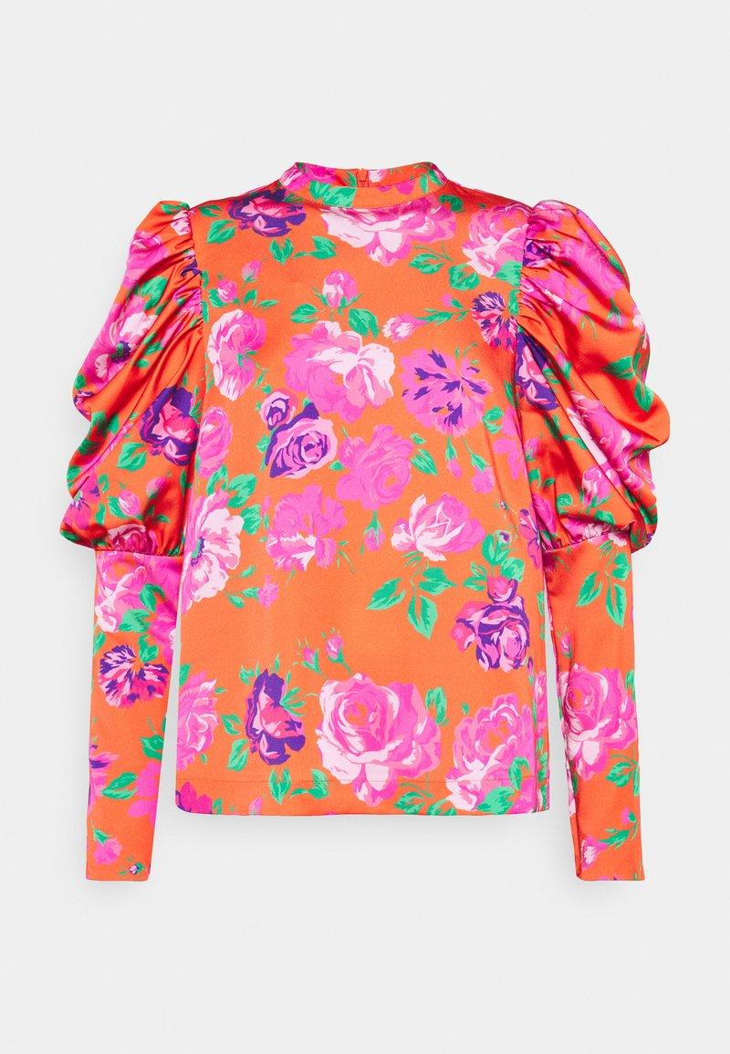 Cras - MILLACRAS BLOUSE - Camiseta de manga larga - pink