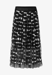 Marc Cain - A-line skirt - schwarz - 3