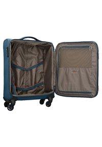Roncato - Wheeled suitcase - blue - 4