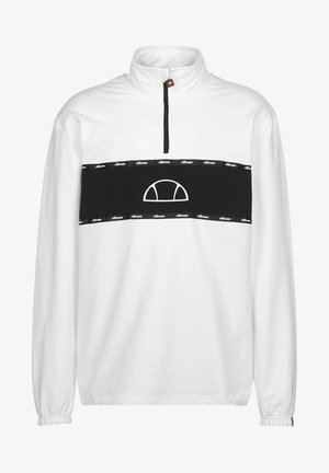 AVISIO OH - Sweatshirt - white