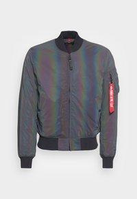 REFLECTIVE - Bomber Jacket - rainbow reflective