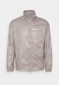 BLOUSON JACKET - Summer jacket - beige