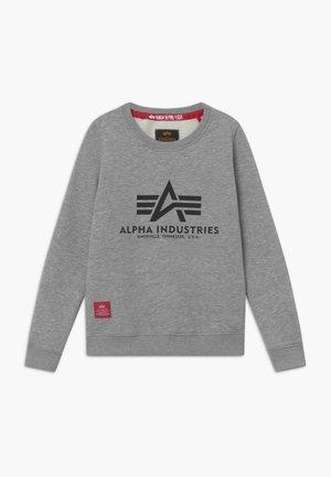 BASIC KIDS TEENS - Sweatshirt - grey heather