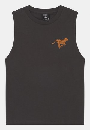 KIP & CO MUSCLE - Top - black