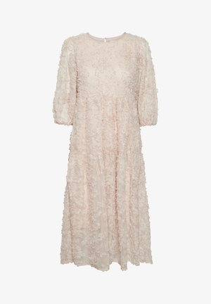 Cocktail dress / Party dress - cream tan