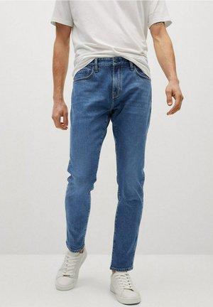 TOM - Slim fit jeans - stone blue denim
