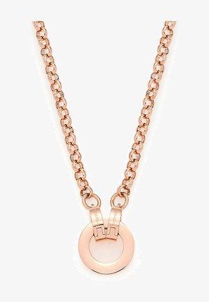 PAOLA CLIP&MI  - Necklace - roségold