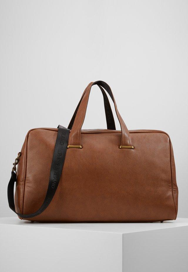 Weekend bag - tan