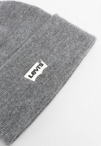 Levi's® - BATWING EMBROIDERED SLOUCHY BEANIE - Berretto - regular grey - 3