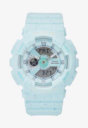 Digitální hodinky - blau