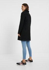 Desigual - Manteau classique - black - 2