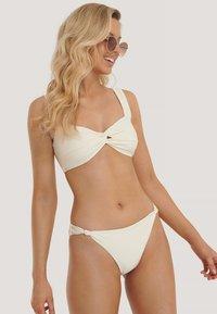 NA-KD - Bikini top - offwhite - 1
