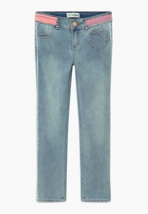 GONZALEZ - Slim fit jeans - blue denim