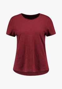 Cotton On - THE CREW - Basic T-shirt - winetasting - 4