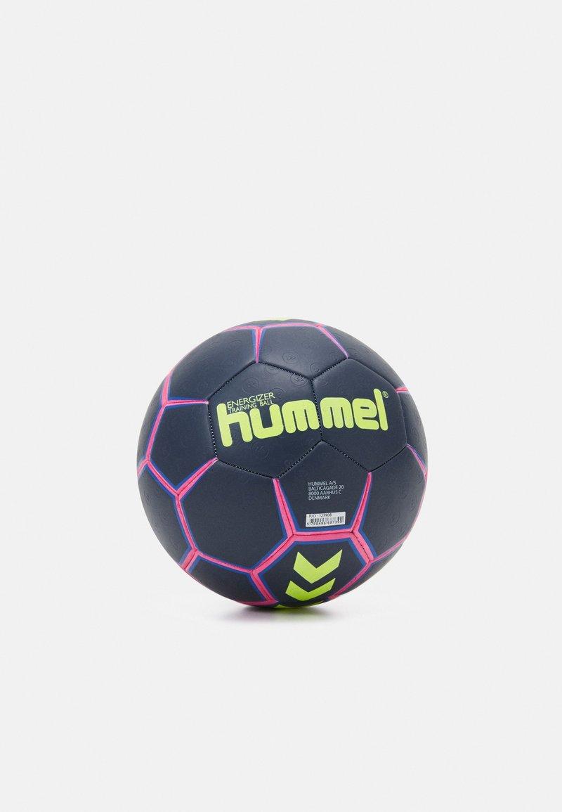 Hummel - HMLACTION ENERGIZER - Piłka do piłki ręcznej - marine/diva pink