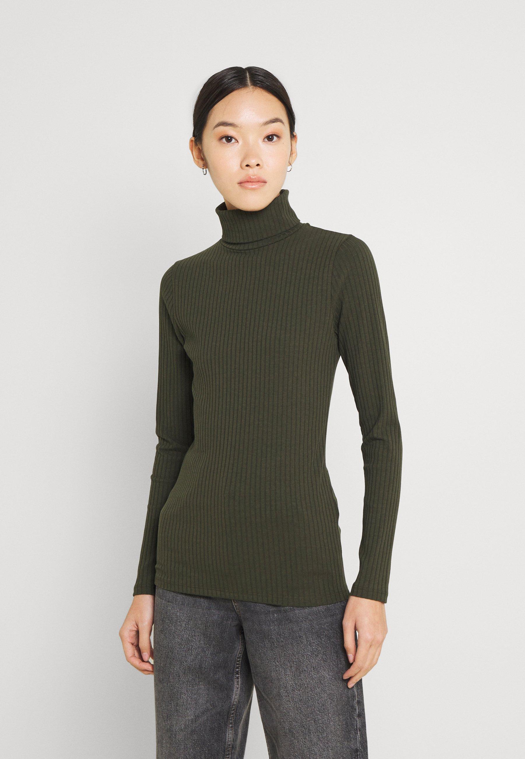 Women BYROELLA HIGH NECK - Long sleeved top