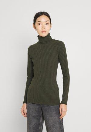 BYROELLA HIGH NECK - Long sleeved top - rosin
