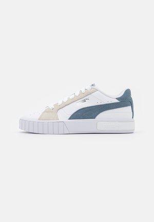 CALI STAR MIX  - Baskets basses - white/china blue/ivory glow