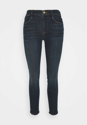 HIGH  - Skinny-Farkut - dark-blue denim