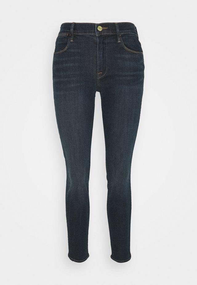 HIGH  - Jeans Skinny Fit - dark-blue denim