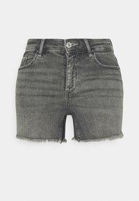 ONLY Tall - ONLBLUSH LIFE - Shorts di jeans - medium grey denim - 0