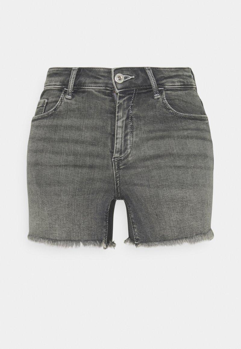 ONLY Tall - ONLBLUSH LIFE - Shorts di jeans - medium grey denim