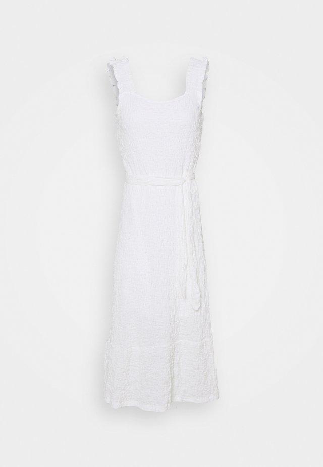 VIVANILLI MIDI DRESS - Jersey dress - cloud dancer