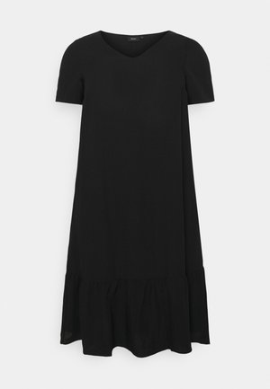 VMACY DRESS - Jersey dress - black