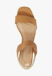Next - High heeled sandals - brown - 0