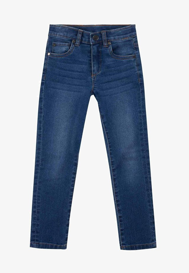 Straight leg jeans - tipo