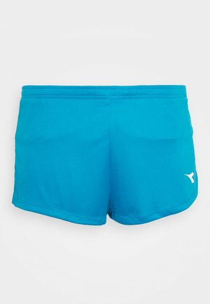RACE SHORTS TEAM UP - Pantalón corto de deporte - blue fluor