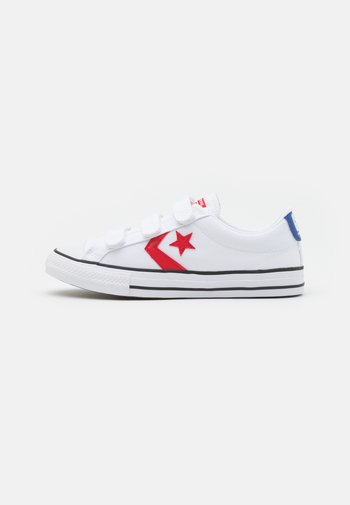 STAR PLAYER UNISEX - Sneakers laag - white/university red/blue