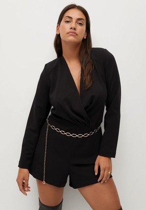 CADENA - Shift dress - schwarz