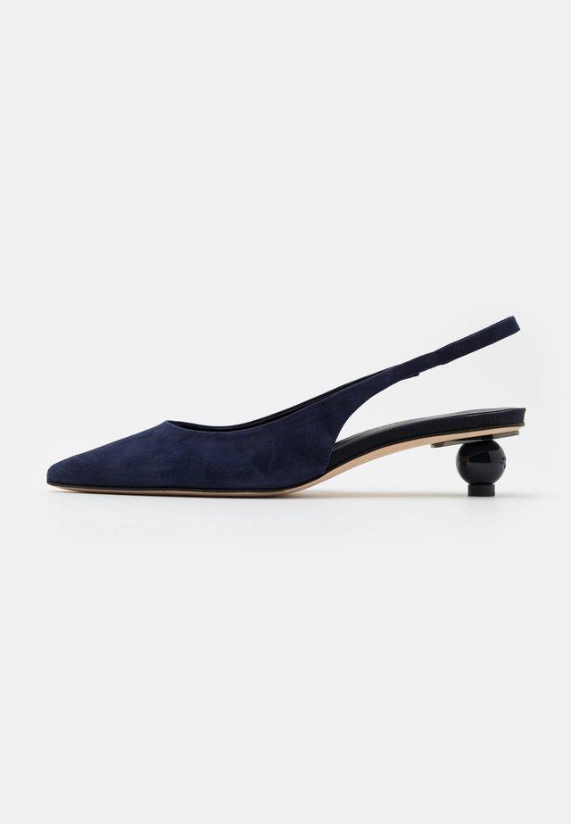VACILLO - Classic heels - nachtblau