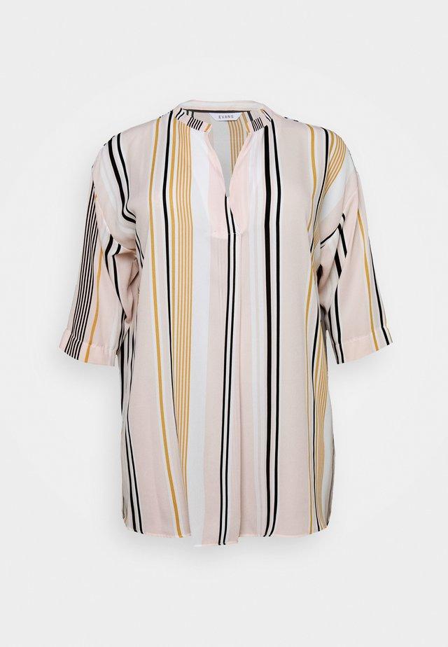 STRIPE - T-shirt z nadrukiem - multi