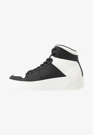 MULLET  - High-top trainers - regular black
