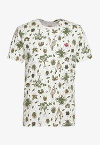 Levi's® - ORIGINAL TEE - T-shirt basic - nephrite olive night - 2