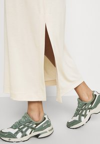 Weekday - ABBY DRESS - Maxi dress - light beige - 6