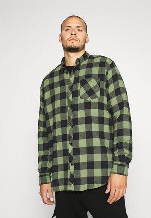 HECK - Skjorta - loden green