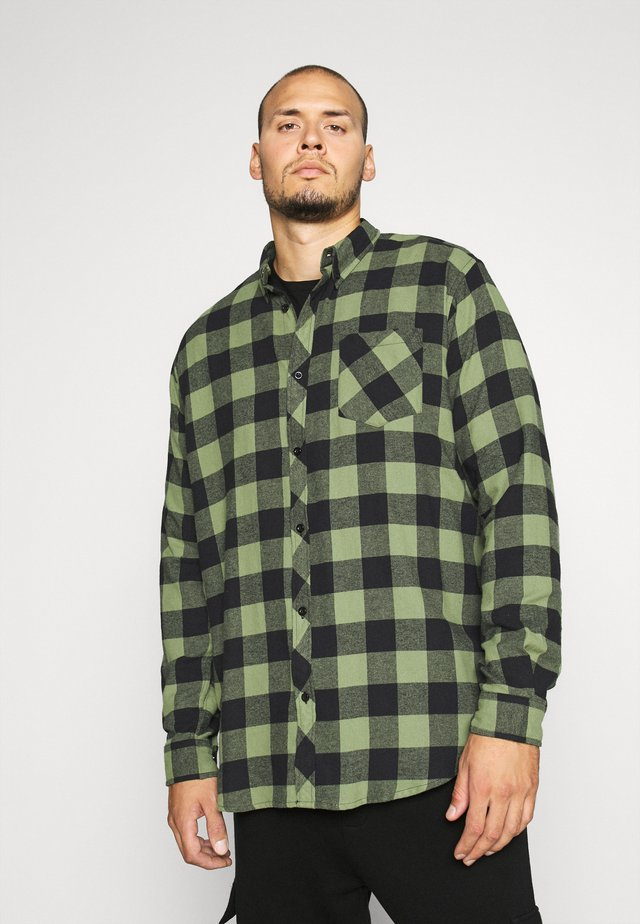 HECK - Camicia - loden green