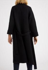 ARMEDANGELS - Classic coat - black - 1