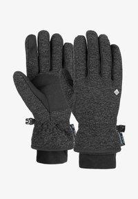 Reusch - LORAINE R-TEX - Gloves - asphalt melange - 0