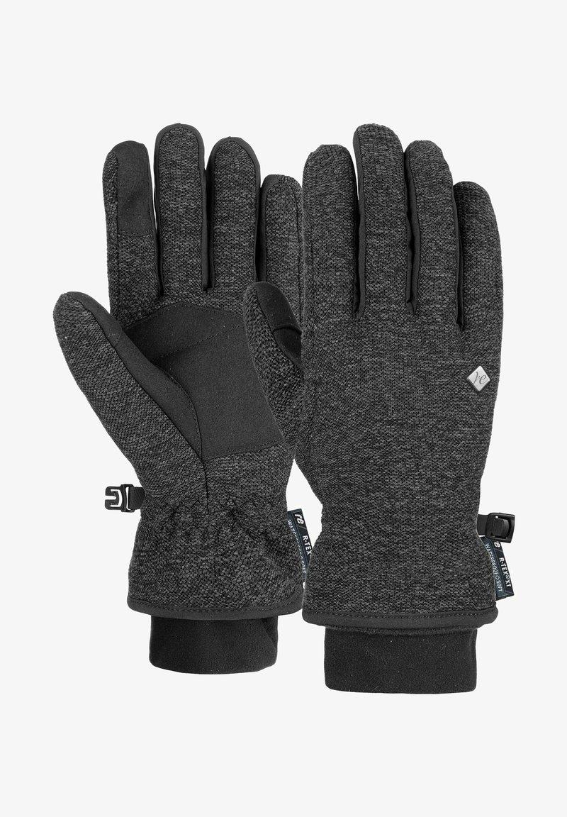 Reusch - LORAINE R-TEX - Gloves - asphalt melange
