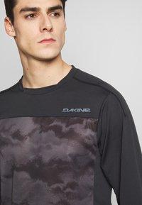 Dakine - SYNCLINE - Sports shirt - black/dark ashcroft - 3