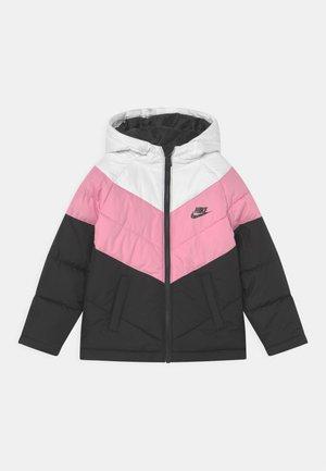 FILLED UNISEX - Chaqueta de invierno - black/pink