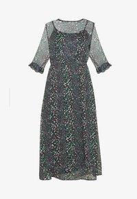 JDY - JDYSIBEL 3/4 - Denní šaty - mottled dark blue - 4