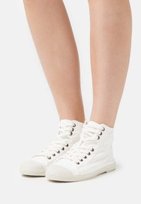 Natural World - Sneakers alte - blanco - 0