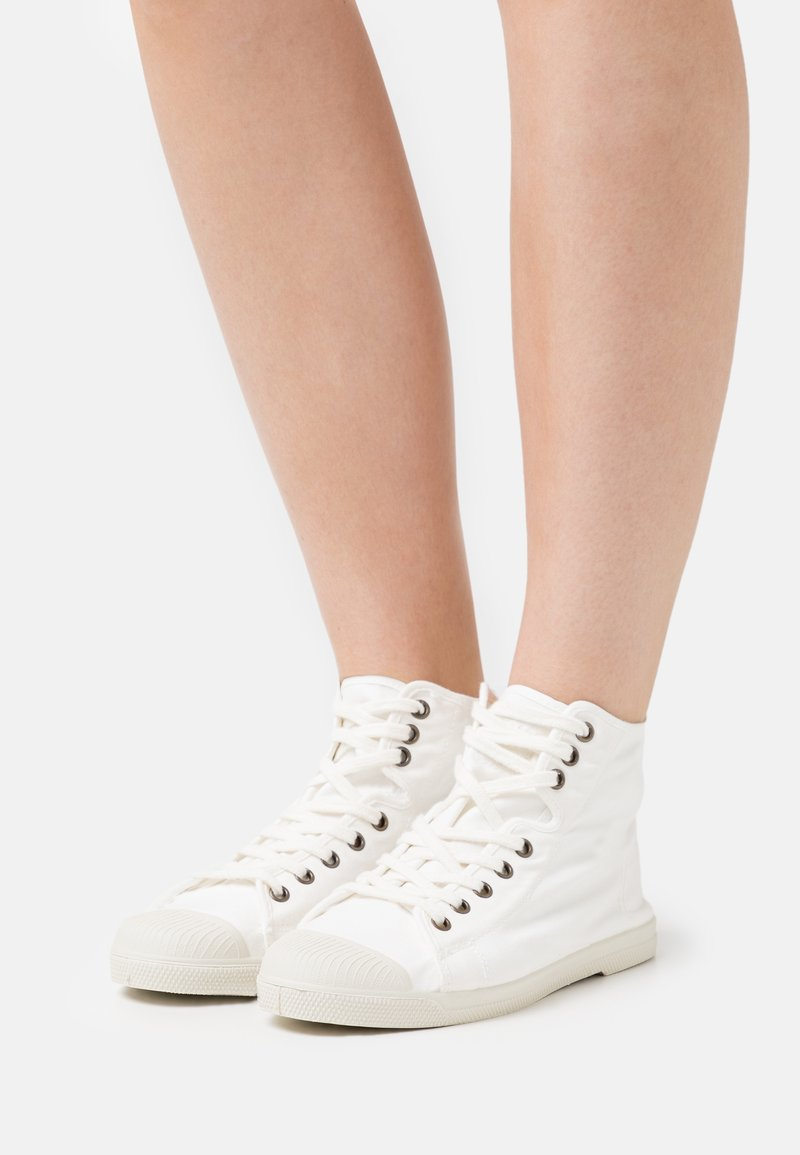 Natural World - Sneakers alte - blanco