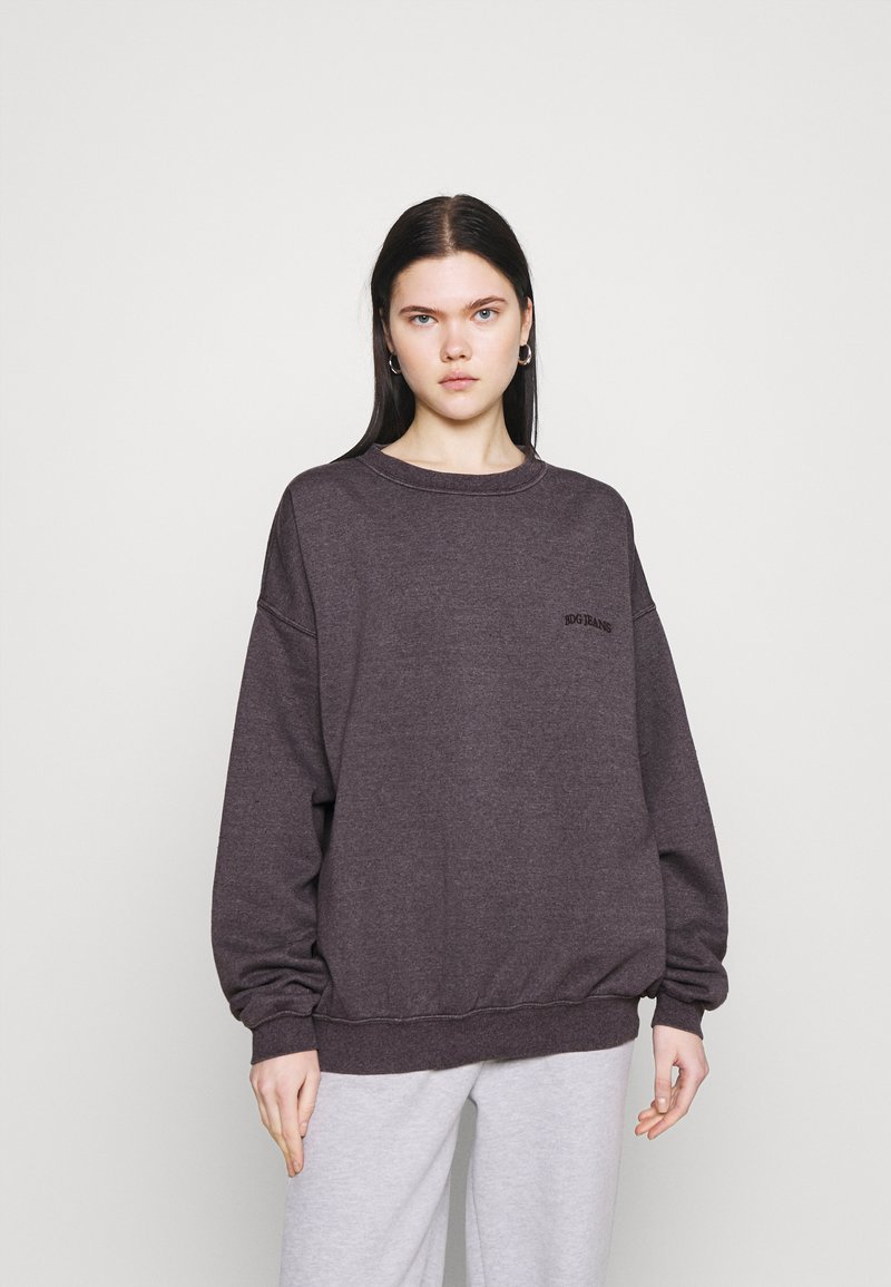 BDG Urban Outfitters - CREWNEWCK  - Sweatshirt - grape